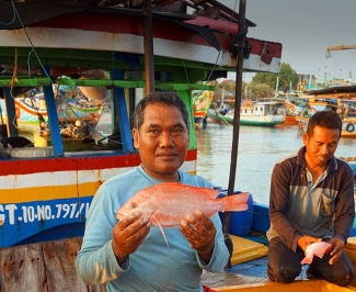 Engaging Indonesian fishing crews in sustainable fisheries management