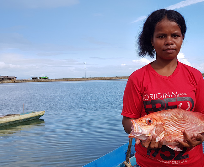 """Getting to """"Yes"""" for Marine Protected Areas in Southeast Sulawesi"""